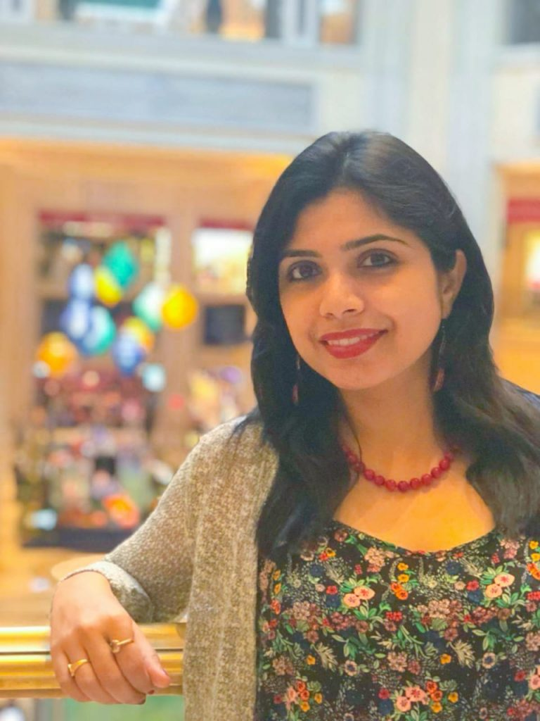 Making People Smile is the Best Part of my Job – Dr Sonal Saumya
