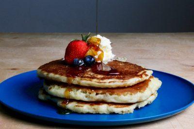 Pancakes for Breakfast