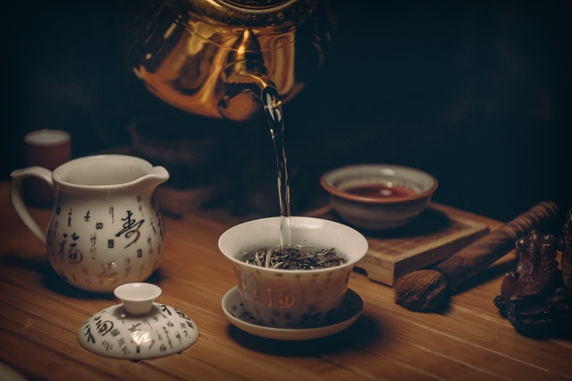 Different types of healthy Indian tea for connoisseur
