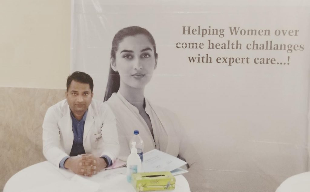 Medicine is the best way to help People- Dr. Anish Sinha