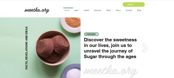 Healthroom - Sugar